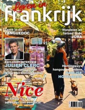 Leven in Frankrijk  2, iOS & Android  magazine