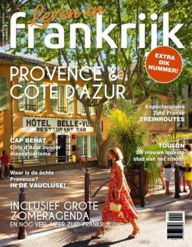 Leven in Frankrijk  3, iOS & Android  magazine