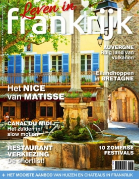 Leven in Frankrijk  4, iOS & Android  magazine