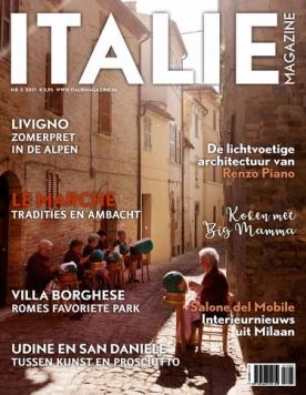 Italië Magazine 5, iOS & Android  magazine
