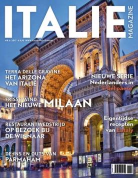 Italië Magazine 6, iOS, Android & Windows 10 magazine