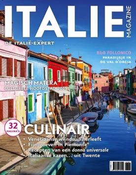Italië Magazine 1, iOS & Android  magazine