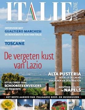 Italië Magazine 1, iOS magazine