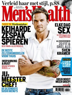Men's Health 10, iOS, Android & Windows 10 magazine