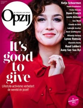 Opzij 12, iOS & Android  magazine