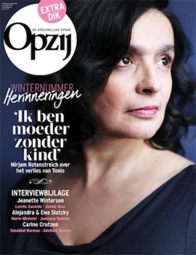 Opzij 1, iOS & Android  magazine
