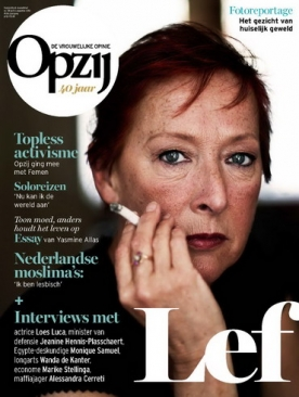 Opzij 7, iOS & Android  magazine