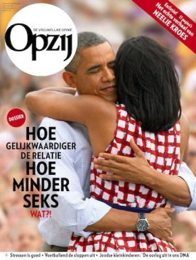 Opzij 5, iOS & Android  magazine