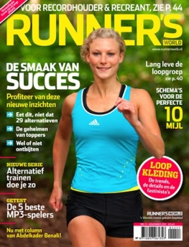 Runner's World 31, iOS & Android  magazine