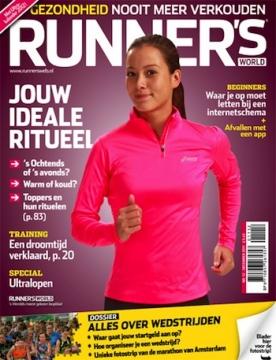 Runner's World 32, iOS & Android  magazine