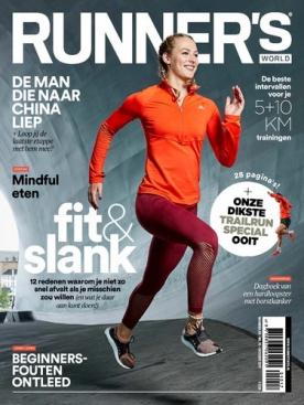 Runner's World 10, iOS & Android  magazine