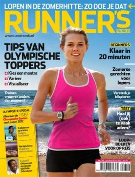 Runner's World 7, iOS & Android  magazine