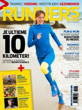 Runner's World 11, iOS & Android  magazine