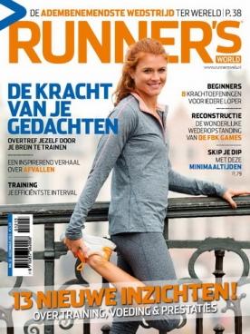 Runner's World 12, iOS & Android  magazine