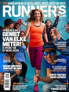 Runner's World 7, iOS & Android  magazine