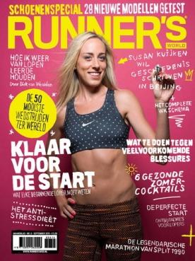 Runner's World 9, iOS & Android  magazine