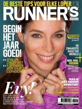 Runner's World 1, iOS & Android  magazine