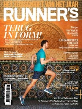 Runner's World 5, iOS & Android  magazine