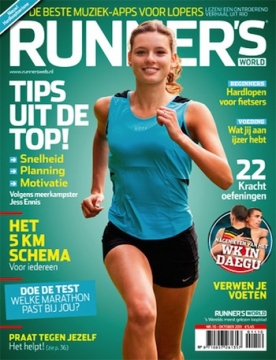 Runner's World 30, iOS & Android  magazine
