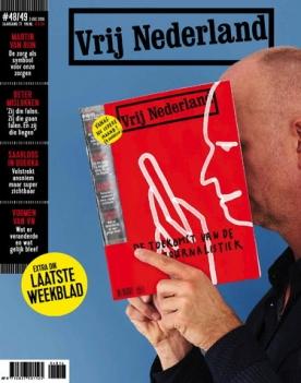 Vrij Nederland 48, iOS & Android  magazine