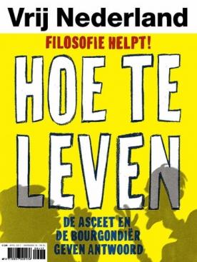 Vrij Nederland 4, iOS & Android  magazine