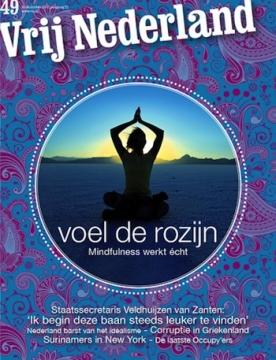 Vrij Nederland 49, iOS & Android  magazine
