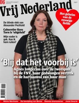 Vrij Nederland 6, iOS & Android  magazine