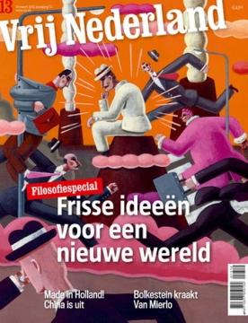 Vrij Nederland 13, iOS, Android & Windows 10 magazine