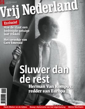 Vrij Nederland 14, iOS & Android  magazine