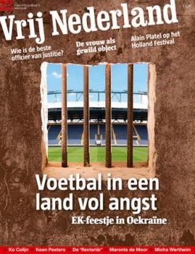 Vrij Nederland 22, iOS, Android & Windows 10 magazine