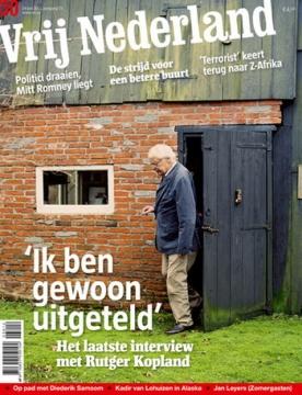 Vrij Nederland 30, iOS & Android  magazine
