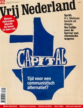 Vrij Nederland 32, iOS & Android  magazine