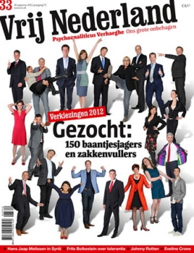 Vrij Nederland 33, iOS, Android & Windows 10 magazine