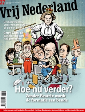 Vrij Nederland 37, iOS & Android  magazine