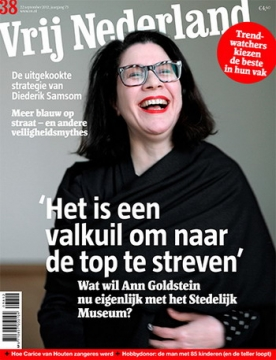 Vrij Nederland 38, iOS, Android & Windows 10 magazine