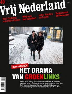 Vrij Nederland 40, iOS & Android  magazine