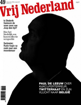 Vrij Nederland 49, iOS, Android & Windows 10 magazine