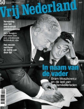 Vrij Nederland 50, iOS & Android  magazine