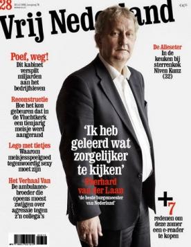 Vrij Nederland 28, iOS & Android  magazine