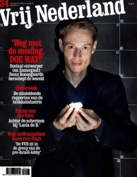 Vrij Nederland 34, iOS & Android  magazine