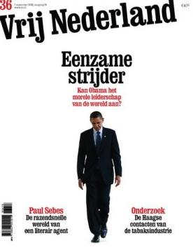 Vrij Nederland 36, iOS & Android  magazine