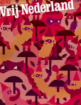 Vrij Nederland 42, iOS, Android & Windows 10 magazine