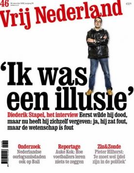 Vrij Nederland 46, iOS & Android  magazine