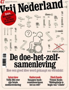 Vrij Nederland 47, iOS, Android & Windows 10 magazine