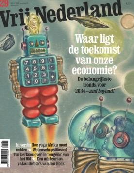 Vrij Nederland 29, iOS & Android  magazine