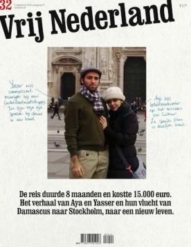 Vrij Nederland 32, iOS, Android & Windows 10 magazine