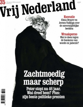 Vrij Nederland 35, iOS, Android & Windows 10 magazine