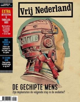Vrij Nederland 45, iOS, Android & Windows 10 magazine
