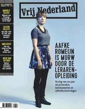 Vrij Nederland 49, iOS, Android & Windows 10 magazine