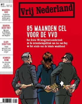 Vrij Nederland 11, iOS, Android & Windows 10 magazine